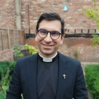 The Revd Andreas Wenzel