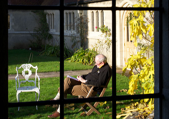 Sabbaticals and retreats at St Stephens House Oxford